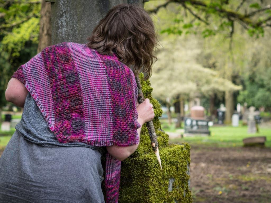 Slay Me shawl
