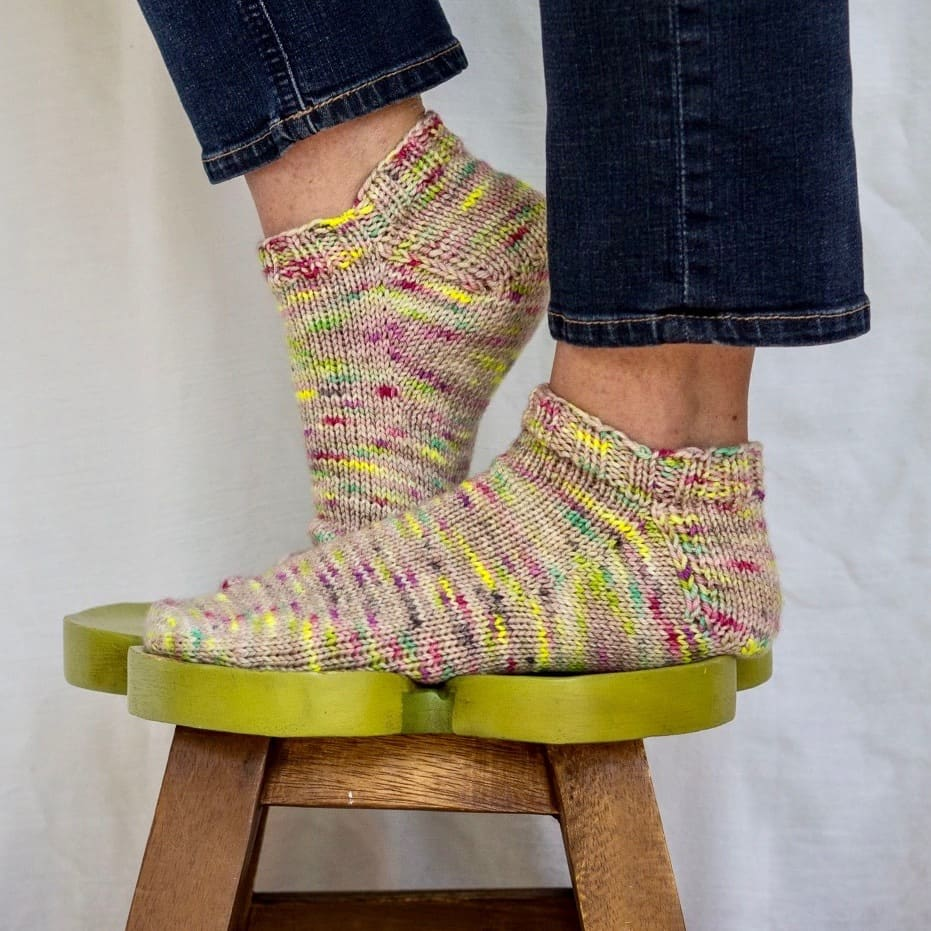 Winter Weekend socks